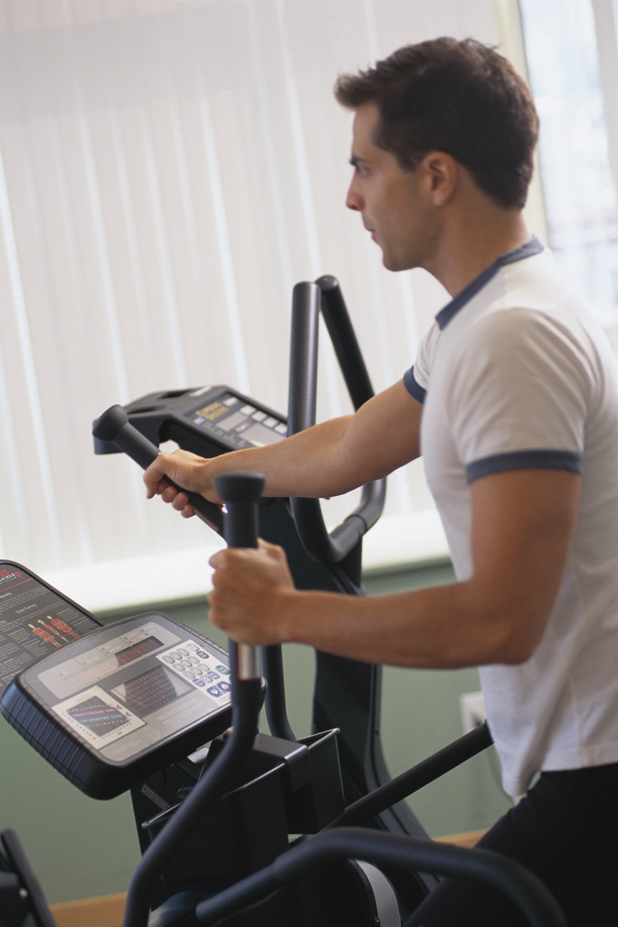 Fat burning or interval training?