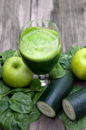 Cleansing Vegetable Juice